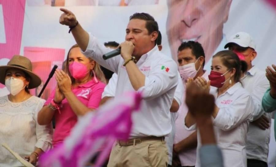 Atacan a balazos a José Alberto Alonso, candidato en Acapulco