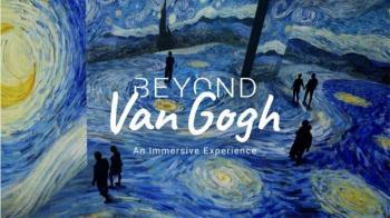 """""""Beyond Van Gogh"""", 300 obras del pintor que cautivan al público en Miami"""