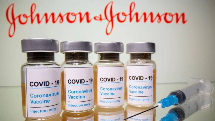 Autorizan vacuna antiCovid de Johnson & Johnson