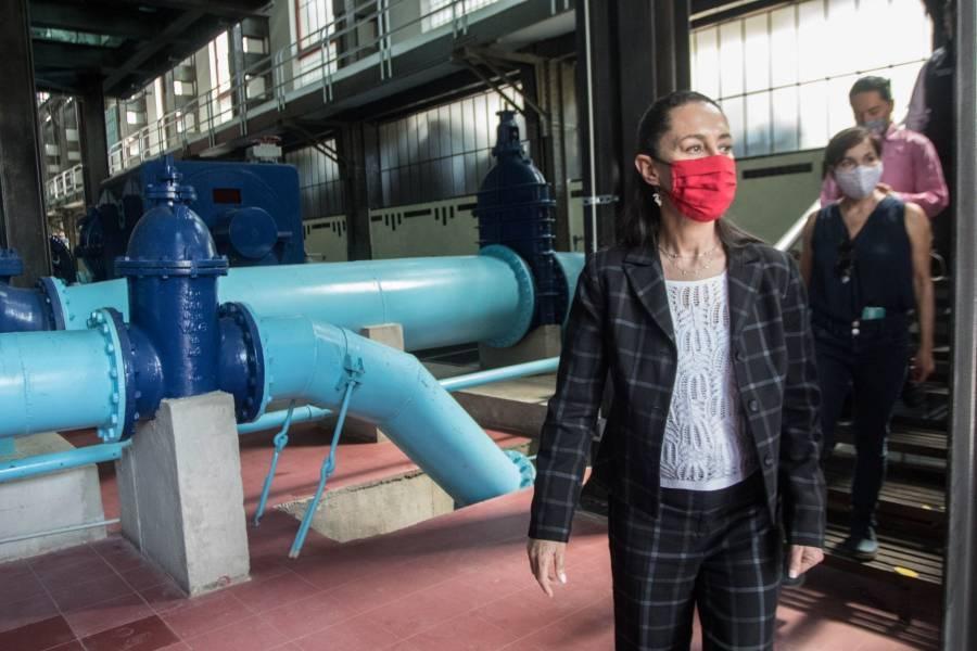 Sheinbaum: CDMX ahorrará hasta 350 mdp por retomar control en cobro de agua