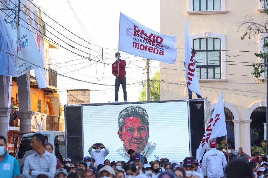 El deporte será prioridad en Zacatecas: David Monreal