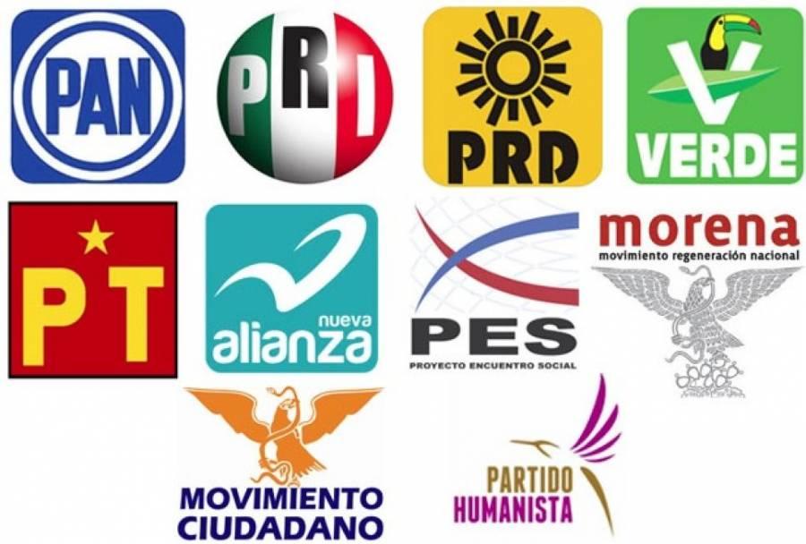 Van 170 operaciones irregulares en financiamiento de partidos políticos registradas por la UIF e INE