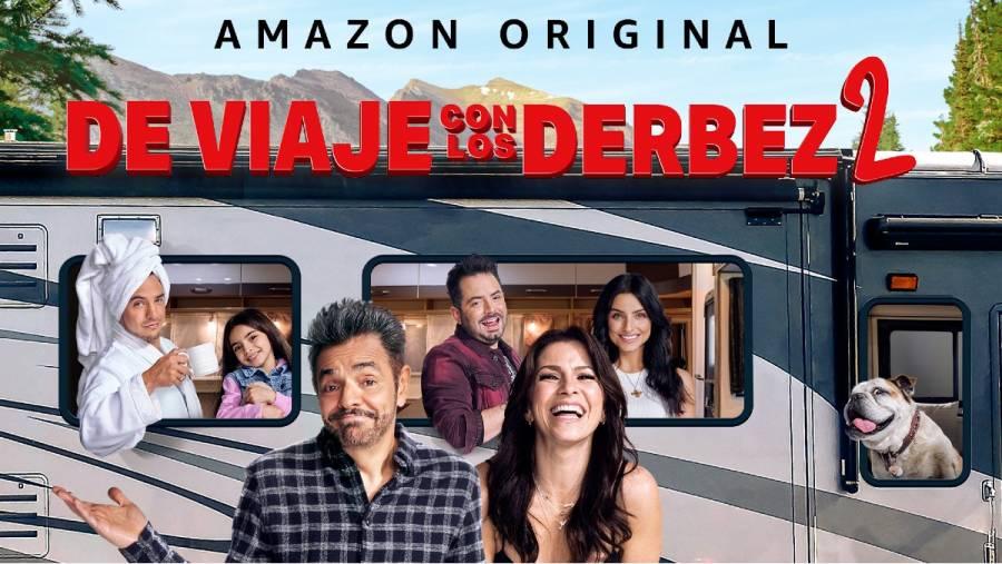 """Revelaciones en la nueva temporada de """"De viaje con los Derbez"""""""