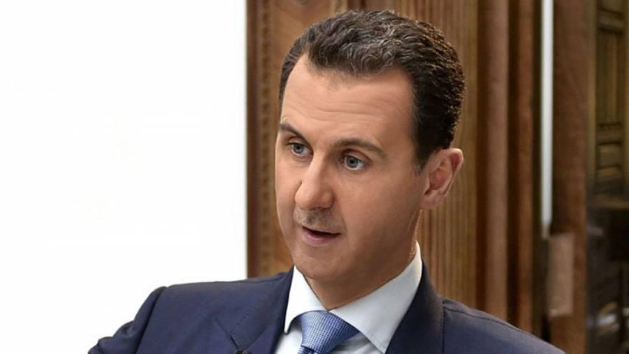 En comicios presidenciales, Bachar al Asad es reelegido en Siria con un 95% de votos a favor