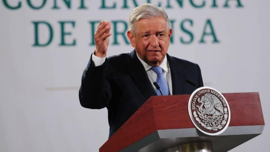"""""""No es tan grave"""", dice AMLO a degradación de calificación aérea a México"""