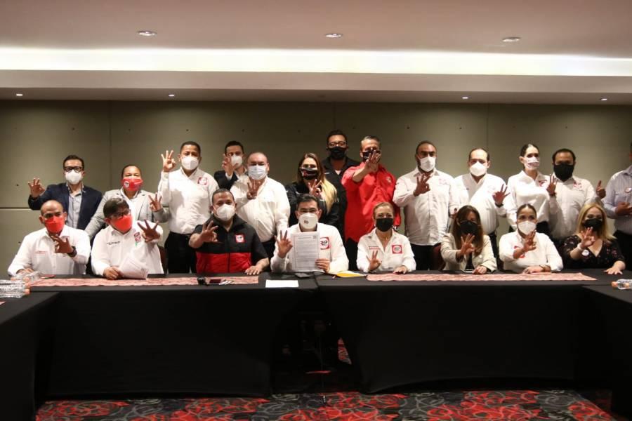 RSP firma pacto nacional por la salud
