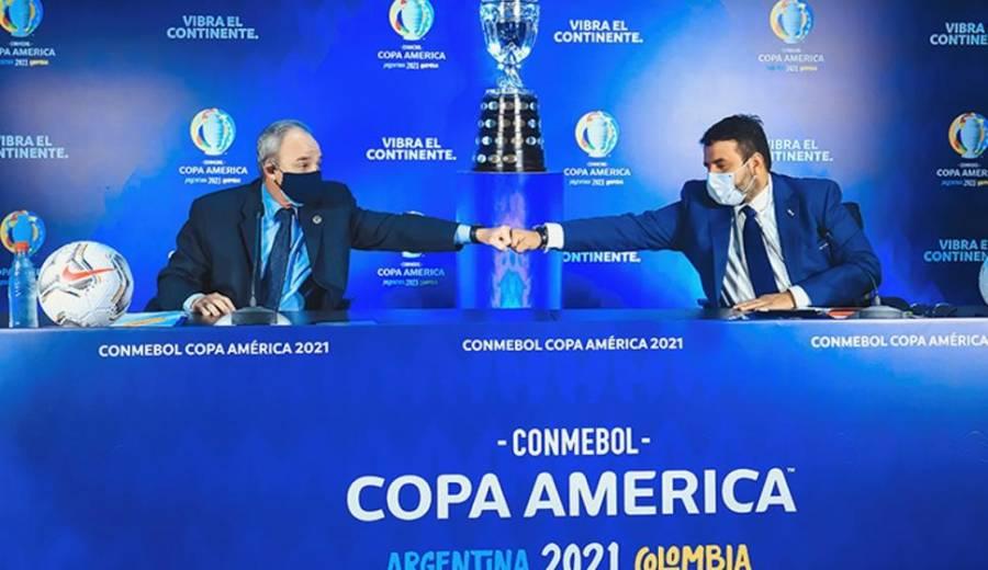 Aún sigue incierta la decisión sobre si Argentina será la cede de la Copa América