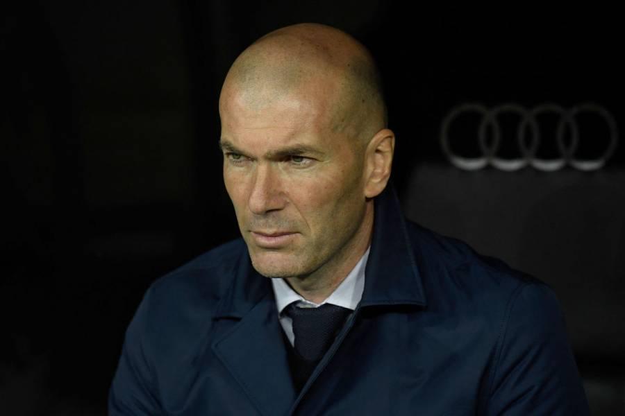 Oficial: Real Madrid anuncia la salida de Zinedine Zidane