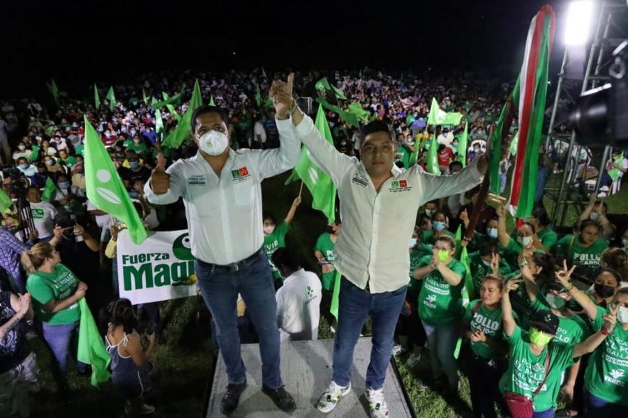Pondremos la maquinaria del gobierno al apoyo de la gente: Ricardo Gallardo