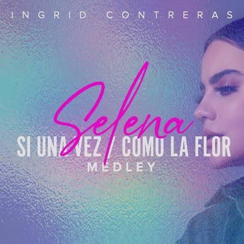 Ingrid Contreras rinde tributo a Selena con un medley de sus temas
