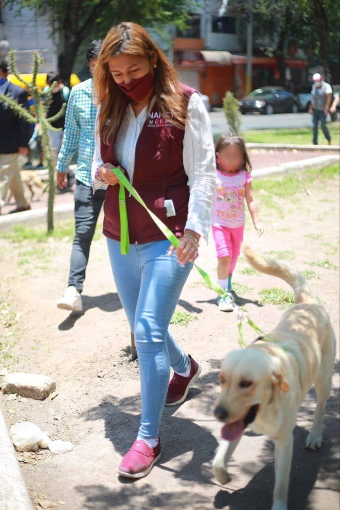 Nancy Núnez firmó el Decálogo de Compromisos para el Bienestar Animal