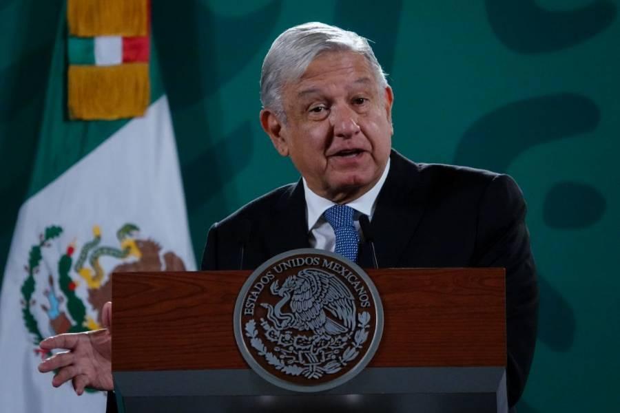 Declaración patrimonial de AMLO: ganó un millón 567 mil pesos en 2020
