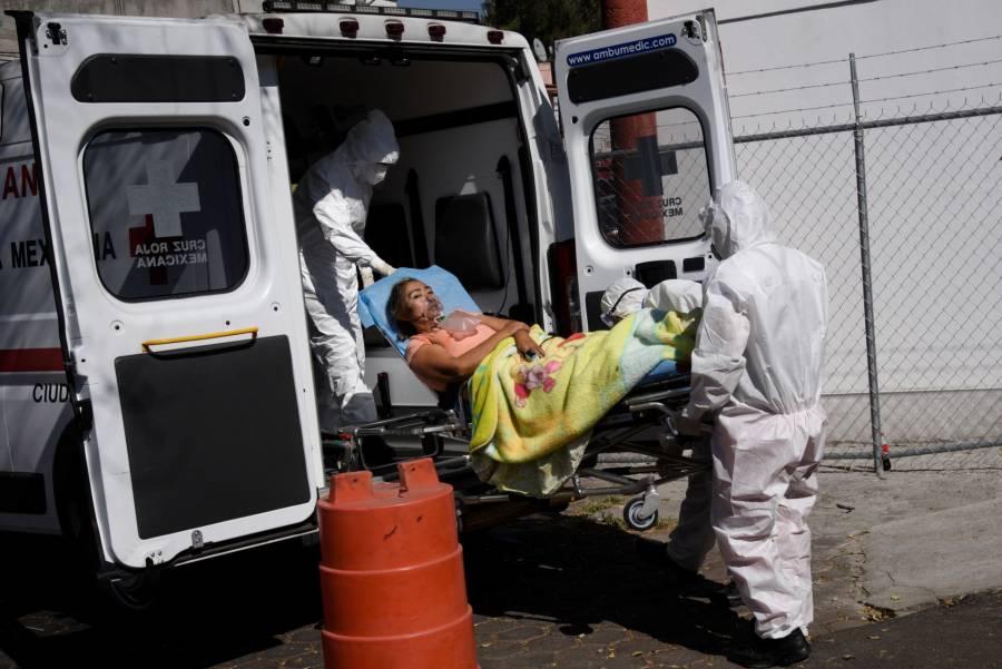 Puebla reporta 40 nuevos casos positivos de Covid-19 y 8 decesos