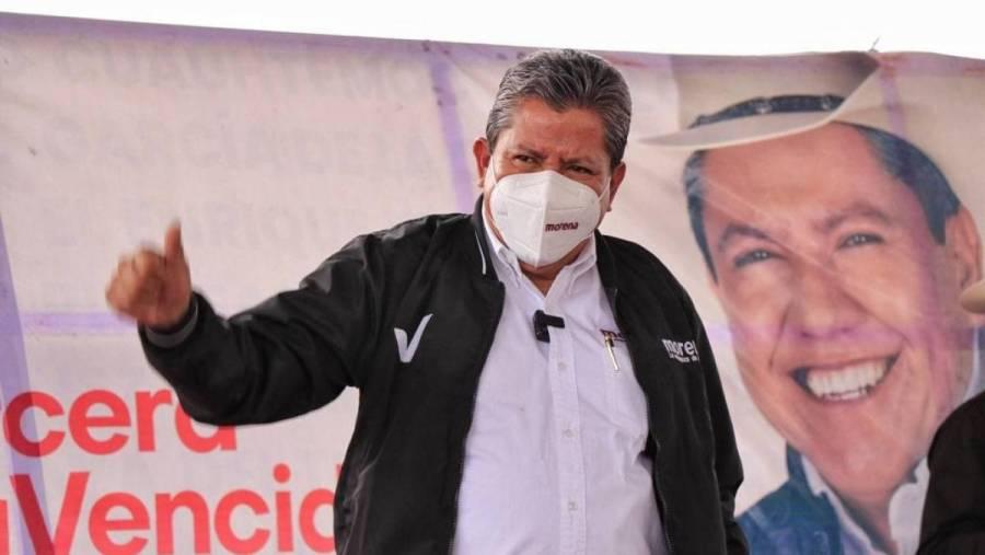 David Monreal ganaría la gubernatura de Zacatecas por amplio margen: De las Heras
