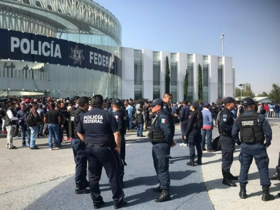 GobCDMX atiende demandas de ex policías