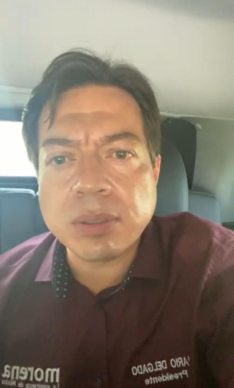Interceptores no tenían armas: Gobierno de Tamaulipas señala que Mario Delgado miente