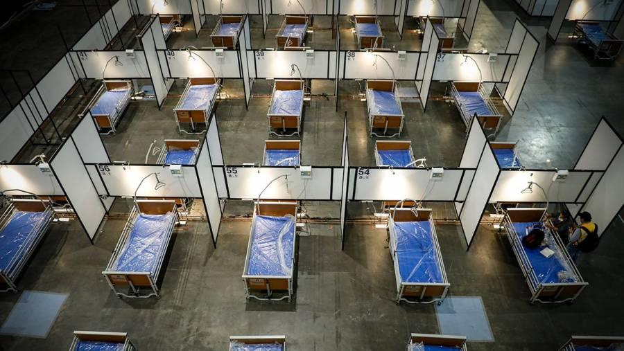 Hospital en Centro Citibanamex cierra el 15 de junio: GobCDMX