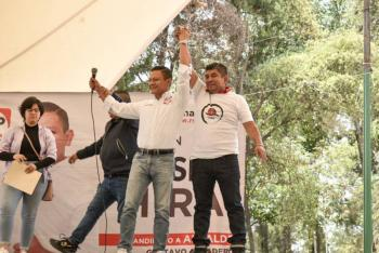 Pide IECM al Gobierno capitalino escoltar a Toshimi Hira candidato de RSP en la GAM