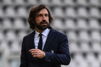 Es oficial: La Juventus anuncia la salida de su técnico Andrea Pirlo