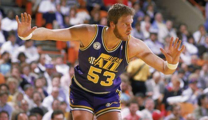 Fallece Mark Eaton, emblema de los Utah Jazz, a los 64 años el gigante