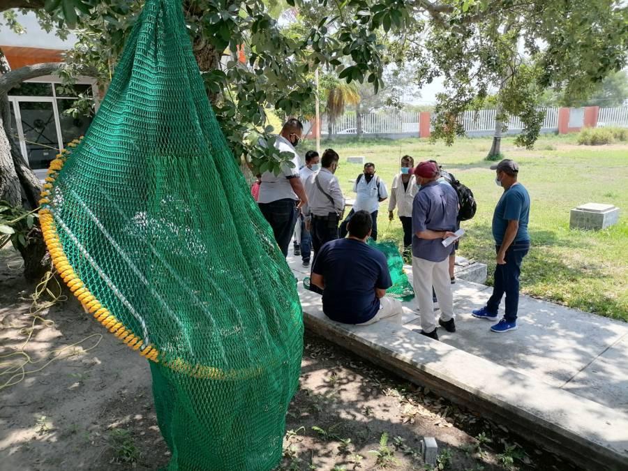 En Tamaulipas finaliza el proceso de capacitación a pescadores sobre Dispositivos Excluidores de Tortugas