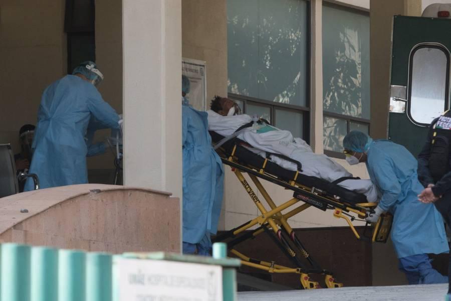 Suman 223 mil 455 muertes por coronavirus en el país