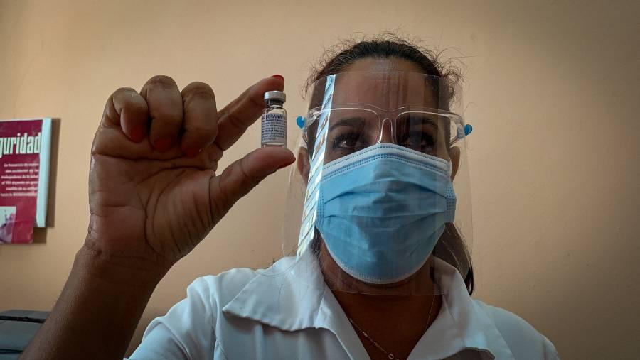Cuba y Argentina avanzan hacia colaboración en vacunas anticovid de la isla