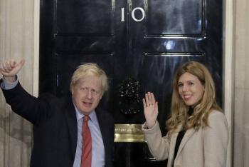 Boris Johnson se casa