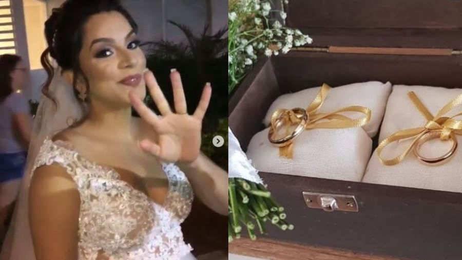 Novia muere en su boda, su hermana ocupa su lugar