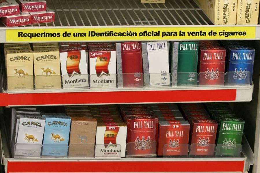 Buscan eliminar empaquetado engañoso en cigarros