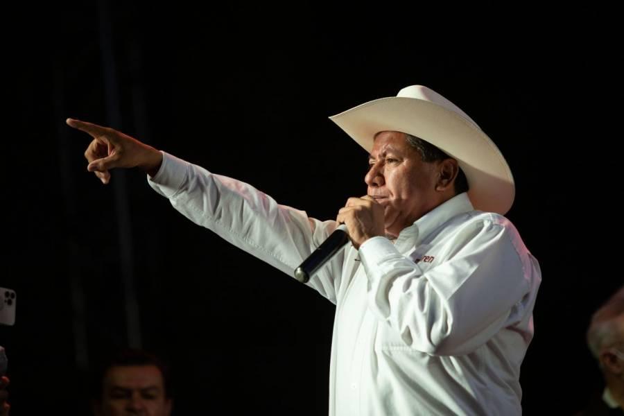 El 6 de junio comenzará la transformación de Zacatecas: David Monreal