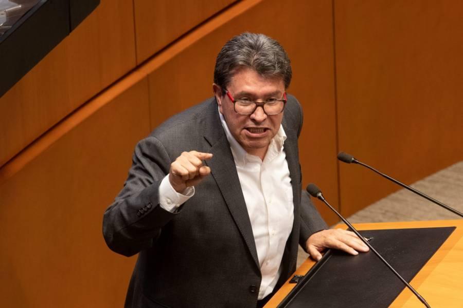 Prepara Morena en el Senado solicitud de desaparición de poderes en Tamaulipas