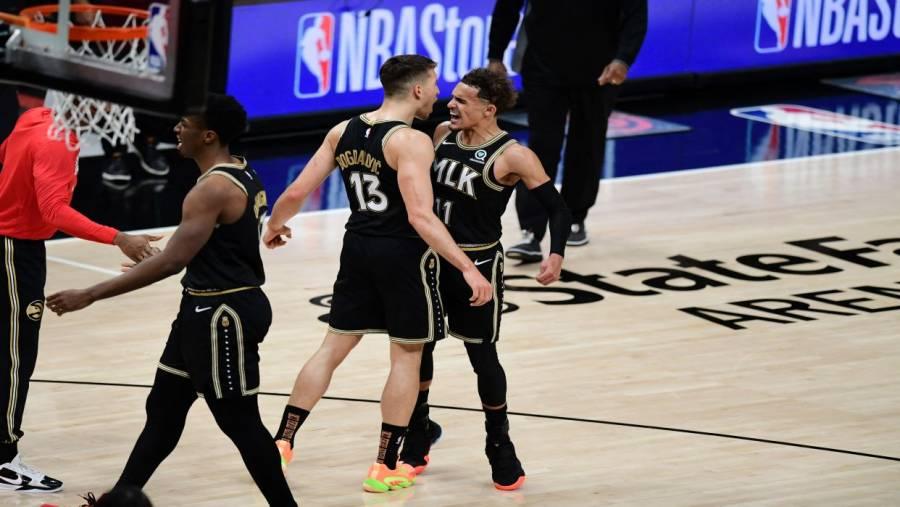 Los Hawks derrotan 3-1 a los Knicks en los playoffs de NBA