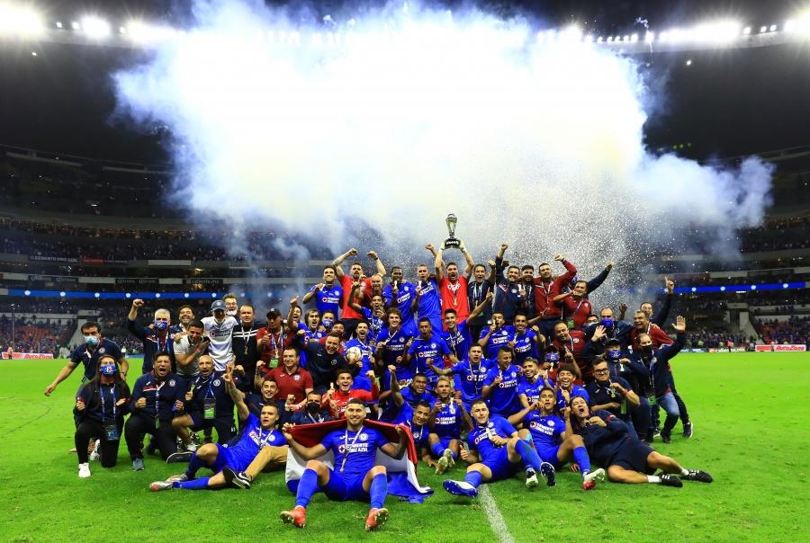 Cruz Azul, campeón del Guardianes 2021