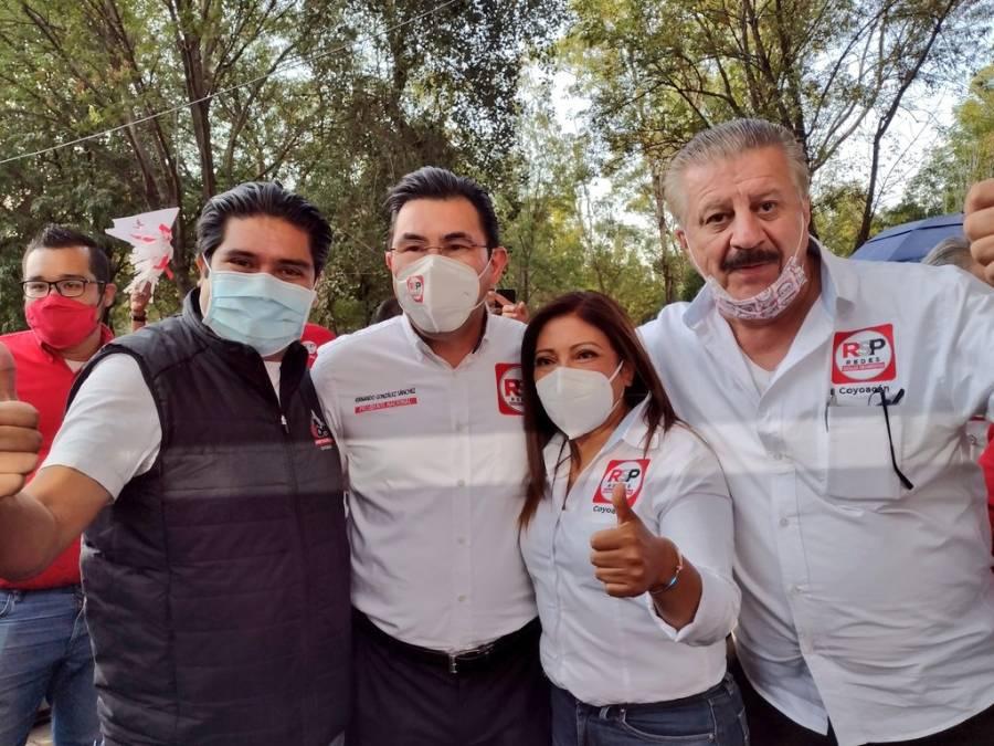 RSP expulsó a Sofía García y Jair Patiño