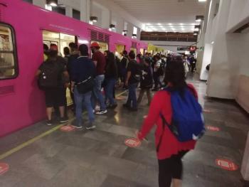 Historias en el Metro: El camino amarillo