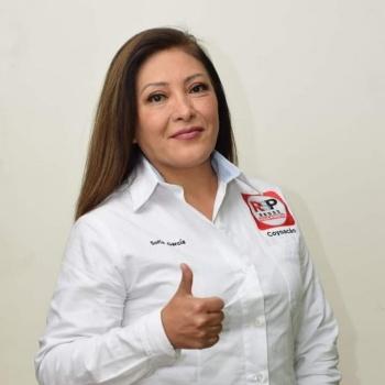 Candidata a Magdalena Contreras de RSP, se sumó a la campaña de Luis Gerardo Quijano