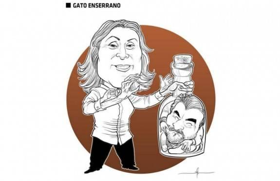 Caricaturista de Contra Réplica gana Premio de Periodismo