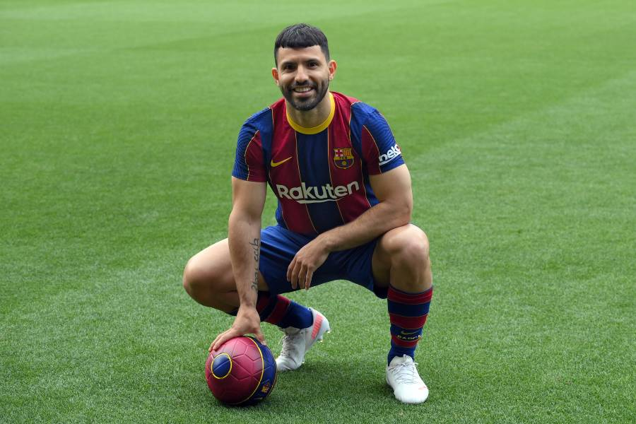"Oficial: Barcelona ficha al ""Kun"" Aguero"