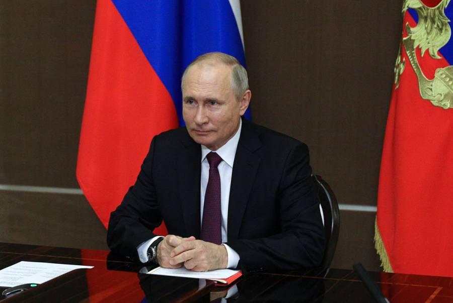 Vladimir Putin quiere discutir con Joe Biden sobre derechos humanos y asalto al Capitolio