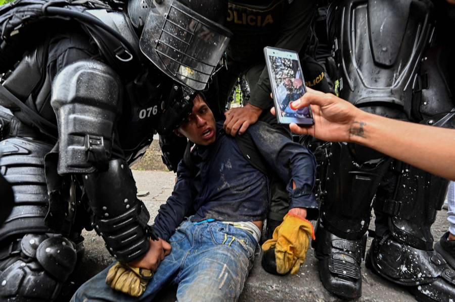 Piden investigar excesos de militares en Cali, Colombia