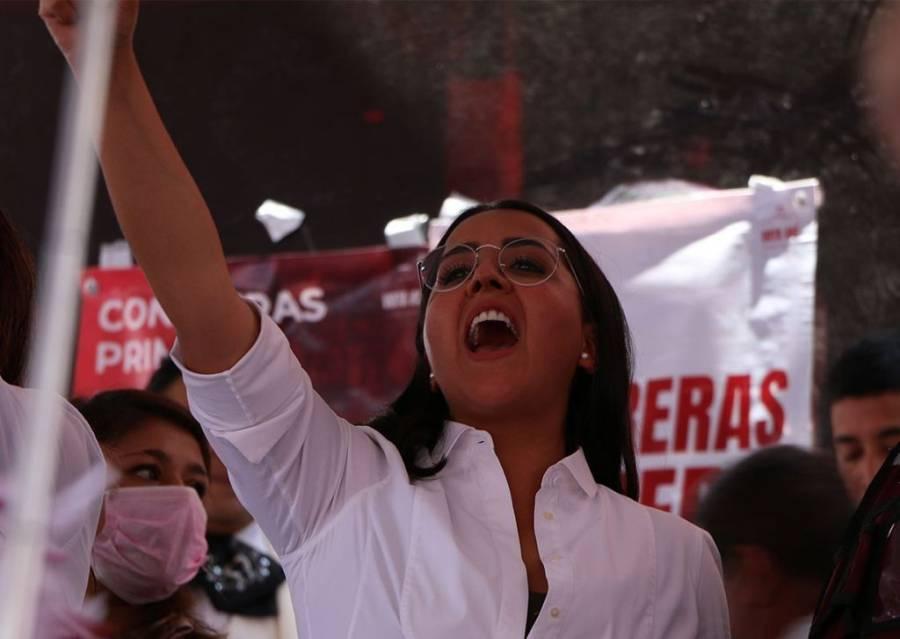 En cierre de campaña Patricia Ortiz refrenda compromisos