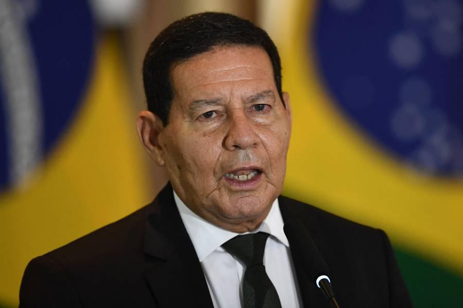 Copa América en Brasil tiene menos riesgo, asegura vicepresidente brasileño