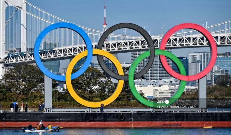 Japón estudia pedir a espectadores de Juegos Olímpicos prueba negativa o vacuna