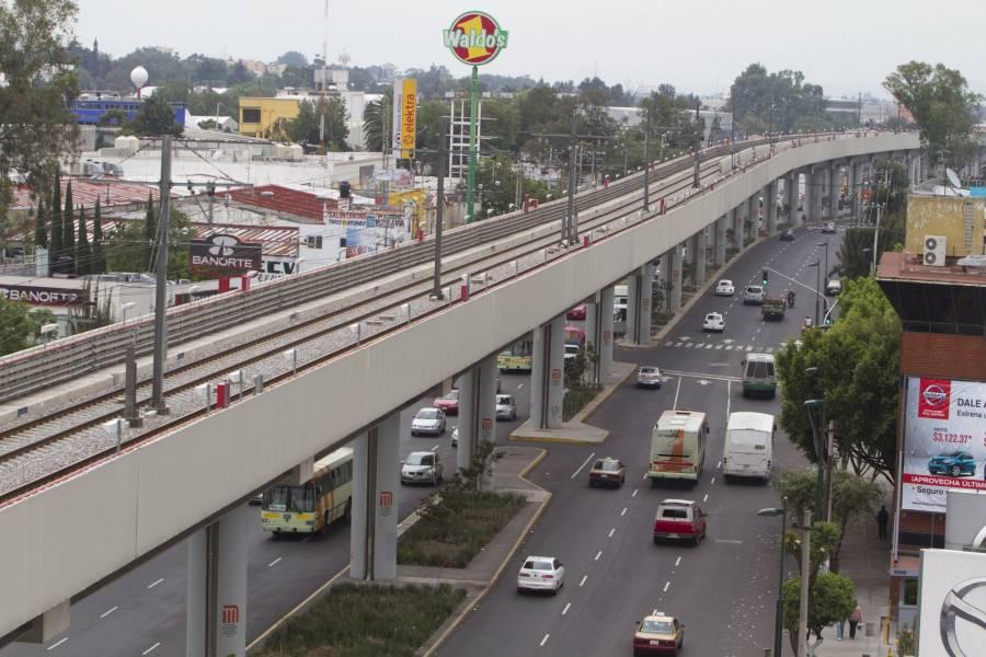 Concluye revisión de tramos elevados en Líneas B, 4, 9 y 12 del Metro