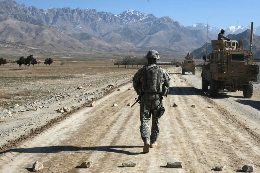 Retirada de tropas estadounidenses en Afganistán, supera el 30%: Pentágono