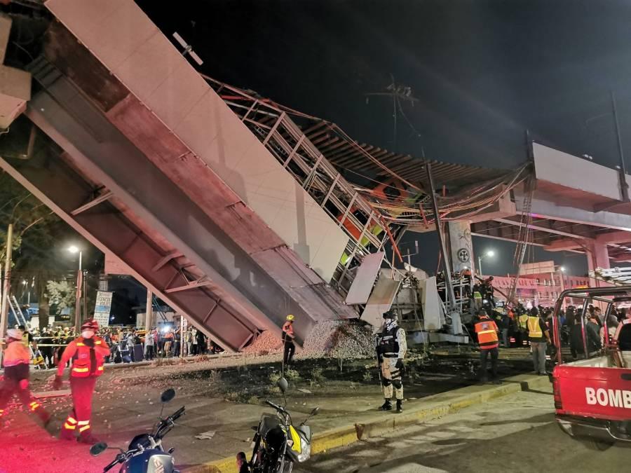 Por accidente en Línea 12 del Metro siguen hospitalizadas 7 víctimas