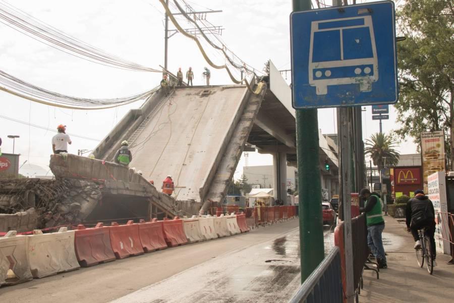 Tras accidente en Línea 12, recopilan evidencias para pruebas en metal sugeridas por la FGJ