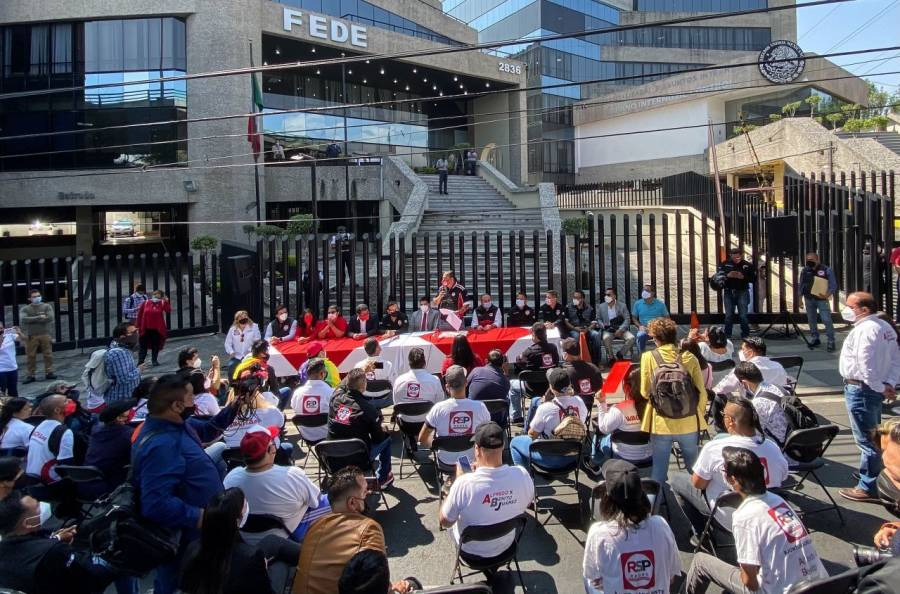 RSP denuncia violencia contra candidatos; presenta denuncias ante la FGJ y FEDE