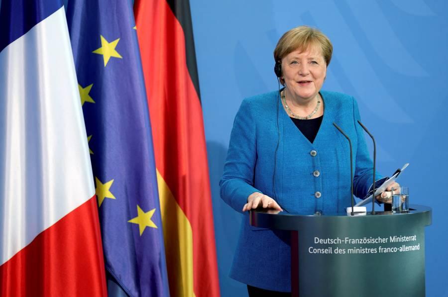 Otra vez espían a la canciller alemana Angela Merkel